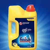 Bột rửa bát Finish 2.5kg dùng cho Máy rửa bát chén