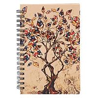 Notebook PhotoStory 140 Trang Bìa Kraff Cứng Lo Xo TK17 (14 x 16cm)
