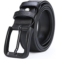 Scarecrow (MEXICAN) Men's Belt Pin Buckle Leather Business Pants Casual Youth Belt MLB11100M-01