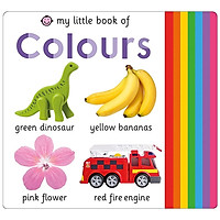 My Little Book Of Colours (My Little Books)