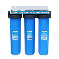 Bộ lọc nước 3 giai đoạn tiêu chuẩn 20 inch Bigblue