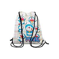 Túi Dây Rút Unisex In Hình Doraemon - BDMA028