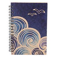 Notebook PhotoStory 140 Trang Bìa Kraff Cứng Lo Xo TK16 (14 x 16cm)