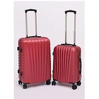 Bộ Vali Du Lịch Sunny SV1018 - khóa hải quan TSA, vali chống xước, chống va đập