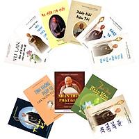 Combo 11 Cuốn Sách Về Tịnh Không Pháp Ngữ - Khai Thị Phật Học