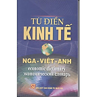 Sách Từ Điển Kinh Tế Nga Việt Anh