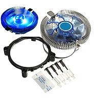 QUẠT TẢN NHIỆT CPU AMD LED  (Hỗ Trợ Đa Socket Intel & AMD)- Hàng Nhập Khẩu