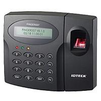 IDTECK FINGER007 - Bộ điều khiển tích hợp đầu đọc thẻ, vân tay, mã PIN có tính năng chấm công - Hàng chính hãng