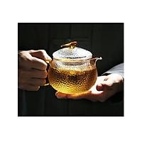 Ấm trà thủy tinh chịu nhiệt zeno ATT02