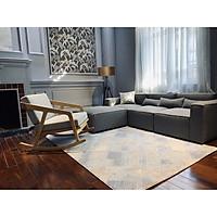 Thảm trải sàn/ Thảm trang trí phòng khách/ Thảm trang trí phòng ngủ Kaili Giverny JW9014B
