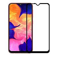 Kính Cường Lực cho Samsung Galaxy A10 - Full màn hình - Màu Đen - Hàng Chính Hãng