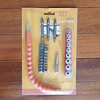 Bộ dụng cụ vặn ốc vít đa năng FET cho máy khoan pin