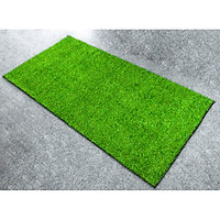 Tấm cỏ nhân tạo cao cấp loại cao 2cm siêu bền, không thấm nước kích thước 2m x 1m