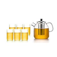 Bộ bình trà thủy tinh Samadoyo S09063 1300ml