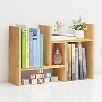 Kệ sách gỗ để bàn - Tủ,kệ sách mini - Giao màu sắc ngẫu nhiên