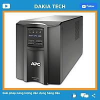 Bộ Lưu Điện APC Smart-UPS 1000VA LCD 230V -SMT1000I - Hàng Chính Hãng