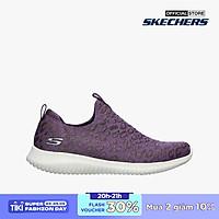 SKECHERS - Giày sneaker nữ Ultra Flex Wild Journey 149177-PLUM