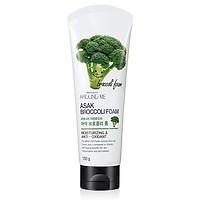 Sữa rửa mặt bông cải xanh Around Me Broccoli Foam Hàn Quốc 150g