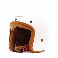 Mũ 3/4 Bulldog Heli Fiberglass