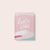 Sổ Kế Hoạch 12 tháng - Explore The World