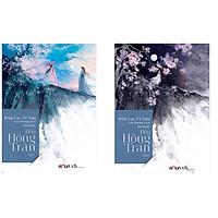 Combo (2 tập): Bến Hồng Trần - Truyện Ngôn Tình Đặc Sắc Của Tác Giả Diệp Lạc Vô Tâm