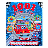 1001 Things to Find: Vehicles