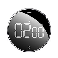 Đồng hồ hẹn giờ đếm ngược Baseus Heyo Rotation LED Countdown Timer - Hàng chính hãng