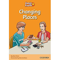Family And Friends Reader 4: Changing Places