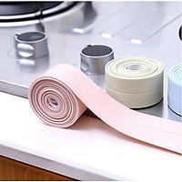 Bộ 2 cuộn keo PVC dán bếp chống thấm nước dài 640cm đảm bảo an toàn sạch sẽ