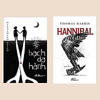 Combo Truyện Trinh Thám Kinh Dị: Hannibal Trỗi Dậy + Bạch Dạ Hành (Top Sách Bán Chạy / Sách Văn Học Hay)