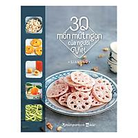 30 Món Mứt Ngon Của Người Việt (Bìa Mềm)