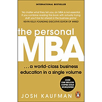 The Personal MBA: A World-Class Business Education In A Single Volume - Paperback