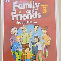 Flashcard FAMILY AND FRIENDS 3 -special edition (ép plastic)