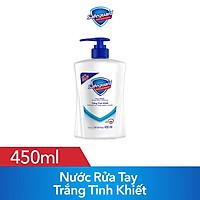 Nước Rửa Tay Safeguard Trắng Tinh Khiết (450ml)