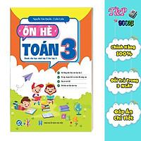 Ôn Tập Hè Toán 3 - Dành cho học sinh lớp 3 lên lớp 4 ( 1 cuốn)