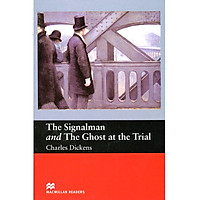 MR; Signalman & Ghost At Trial Beg