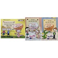 Bộ cẩm nang giáo dục giới tính cho trẻ (Bộ 3 tập)