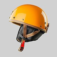 Mũ Bảo Hiểm 1/2 Đầu Napoli Haley N120 Nhiều Màu - Freesize 54cm – 58cm