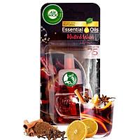 Lọ tinh dầu thiên nhiên Air Wick Mulled Wine 19ml QT09422 - cam, quế, đinh hương