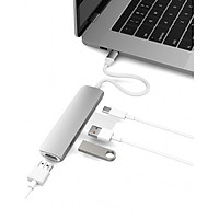 HYPERDRIVE USB TYPE-C HUB WITH 4K HDMI SUPPORT (FOR 2016 MACBOOK PRO & 12″ MACBOOK) - Hàng Nhập Khẩu