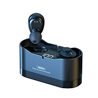 Tai Nghe Bluetooth Truewireless Remax TWS-22 tích hợp màn hình LED hiển thị pin - Hàng nhập khẩu