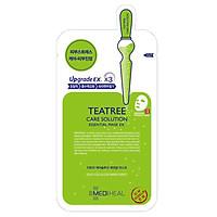 Mặt nạ chứa tinh chất trà xanh ngăn ngừa mụn Mediheal Teatree Care Solution Essential Mask EX.(24ml)
