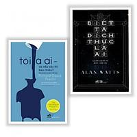 Combo Sách Tư Duy Kỹ Năng Sống, Sách Kiến Thức Tổng Hợp Rất Được Yêu Thích: Tôi Là Ai-Và Nếu Vậy Thì Bao Nhiêu + Biết Ta Đích Thực Là Ai ( Tặng bookmark)