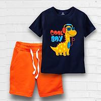Quần áo bé trai TAMOD hình khủng long CoolBoy