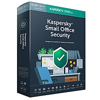 Kaspersky Small Office Security (1server + 5PC) - KSOS 5 - Hàng chính hãng