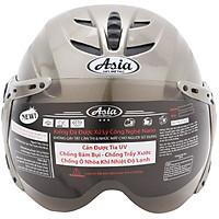 Mũ Bảo Hiểm 1/2 Đầu Asia MT-117K -