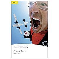 Level 2: Extreme Sports Book And MP3 Pack (Pearson English Graded Readers)