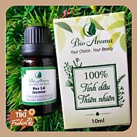 Tinh dầu hoa lài (Nhài) - Jasmine 10ml | Bio Aroma