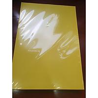 Decal Pc màu Vàng