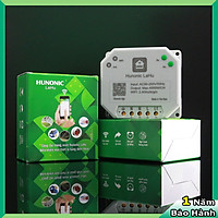 Công tắc điều khiển từ xa bằng điện thoại Hunonic Lahu 1 kênh công suất lớn 4000W (công nghệ 4.0)